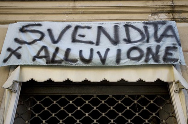 Genova - Il giorno dopo / Genoa - The day after