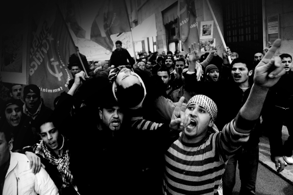 MANIFESTAZIONE CONTRO LE STRAGI DI GAZA