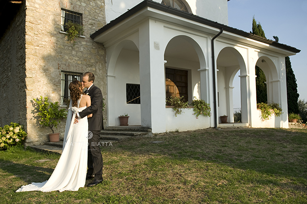 Matrimonio Valentina e Pierluigi nella foto posati cerimonie San Zeno Naviglio 16/09/2012 foto Matteo Biatta