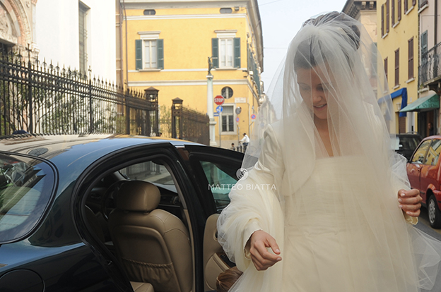01Matrimonio Francesco & Vanessa arrivo sposa